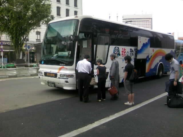 高速バス 仙台→東京