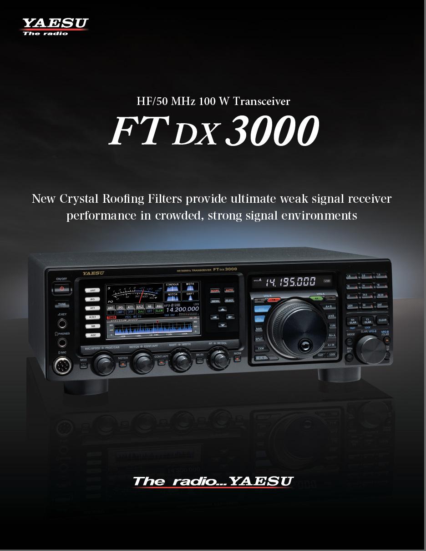 Yaesu Ftdx3000 Uji